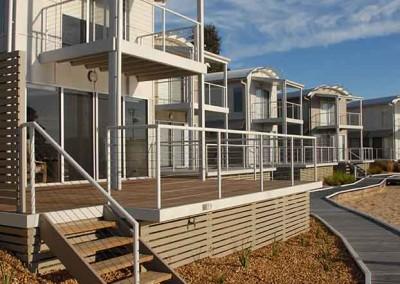 Portfolio brooker builders bairnsdale east gippsland for Beach house builders gippsland