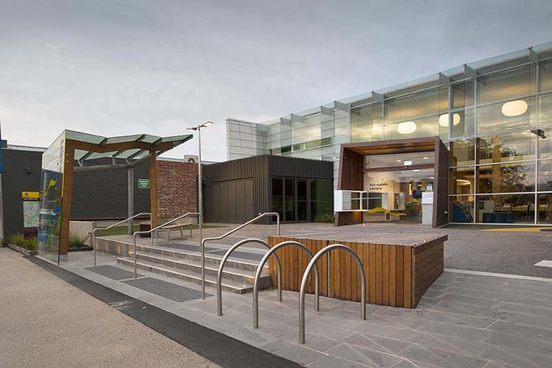 Bairnsdale Library redevelopment