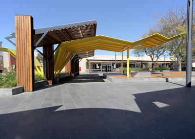 Nicholson Street Mall Development