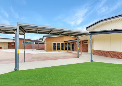 St Mary's Primary exterior